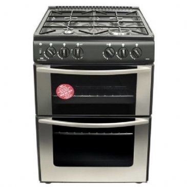NEWWORLD 55TW LPG Freestanding COOKER STAINLESS STEEL